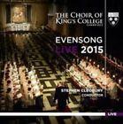 Evensong Live 2015 (CD, Jun-2015, King's College Choir)