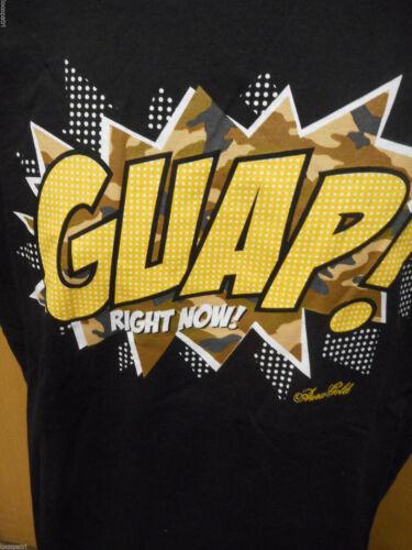 2XL Right Now Shirt New M L Mens Finally Famous GUAP