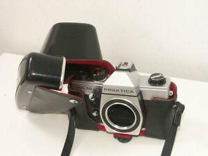 Fotocamera-pellicola-PRAKTICA-MTL50-NON-funzionante-collezione