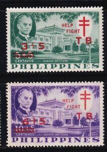 Philippines-Year-1959-Scott-B12-13-MH-MNG