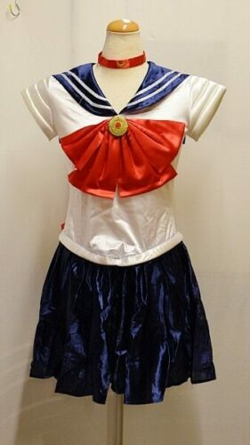Bandai Sailor Sailor Moon Official costume Sailor