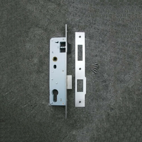 Hot European Narrow Mortise Door Lock body Repair Parts Size 8520 8525 8530 8535
