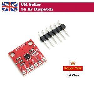 UK Seller MCP4725 I2C DAC Breakout Board 12-Bit DAC w//I2C Interface NEW