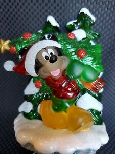 Mickey Mouse Christmas Tree.Details About Disney Mickey Mouse Christmas Tree Night Light Tested And Working