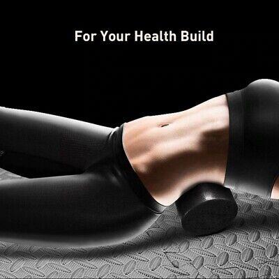 60cm yoga block roller massage eva fitness body building
