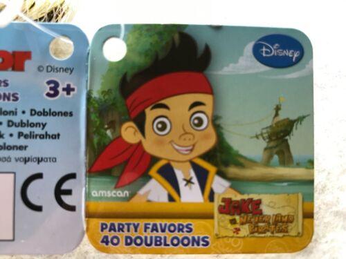 Disney Jake und die Nimmerland Piraten Party Kindergeburtstag Piratenschatz