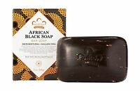 Nubian Heritage African Black Soap 5 Oz (4 Pack) Pack Of 4 Free Shipping