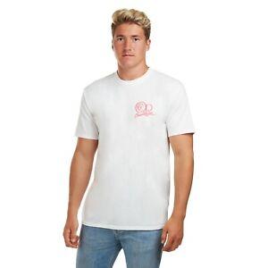 Ocean-Pacific-Azteca-Licencia-Oficial-Para-Hombre-T-Shirt-Blanco-Tallas-S-XXL