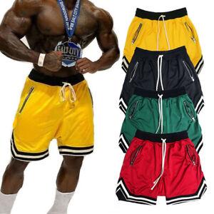Regno Unito prezzo minimo qualità affidabile Dettagli su Pantaloncini da allenamento sportivo da uomo, pantaloncini  sportivi da palestra