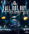 Fall out Boy Boys of Zummer - Live in Chicago 5051300528775 Blu-ray Region B