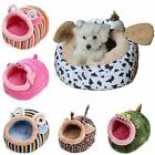 Soft Cute Warm Animal Character Fleece Pet Dog Puppy Cat Teddy Bed House Mat