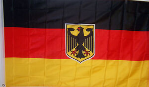 GERMANY-GERMAN-W-EAGLE-BANNER-FLAG-NEW-3x5-ft-better-quality-USA-seller