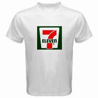 7-eleven Logo  New  White T-Shirt