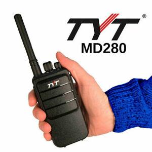 TYT MD280 - Radio Digitale DMR UHF 32 CANALI 5W