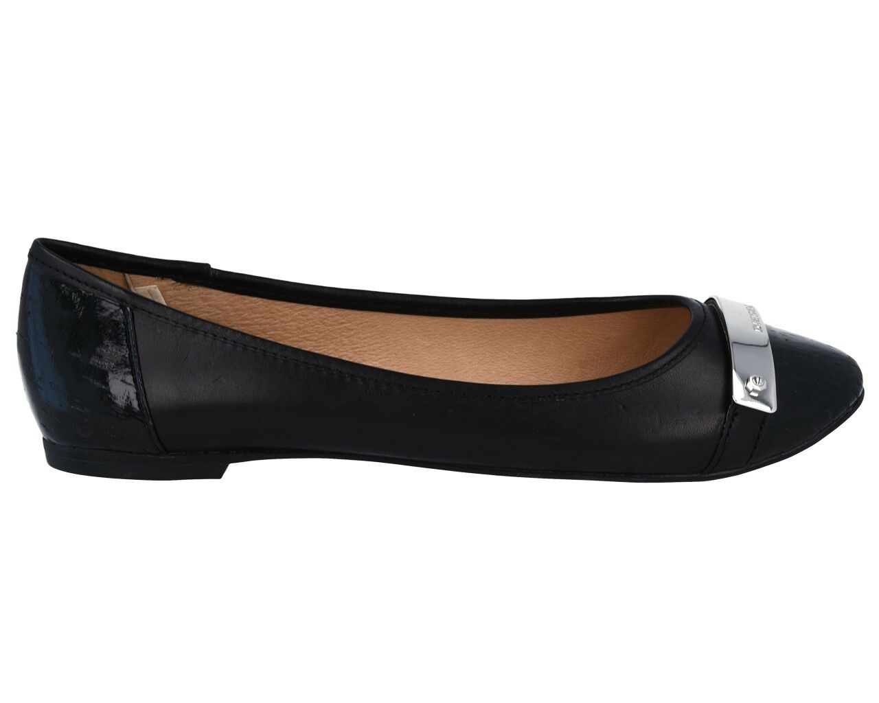 $190 Women's Authentic DIESEL Women's $190 Galyal Flats Hot Red Ballerina Dress Shoes 0bab44