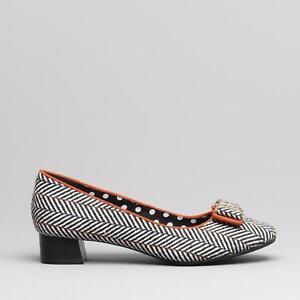 Ruby-Shoo-JUNE-Ladies-Womens-Formal-Evening-Mid-Heel-Pumps-Court-Shoes-Tweed