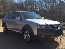 2001 Audi Allroad Base Wagon 4-Door