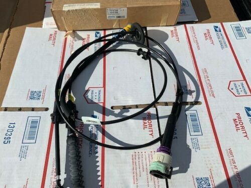 New Chevrolet GMC Sierra 2500 3500 Auto Transmission Cable Kit 01-06  19167308