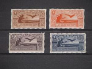 Image Is Loading Italy Airmail Scott C23 C26 Mint Hinged Catalog