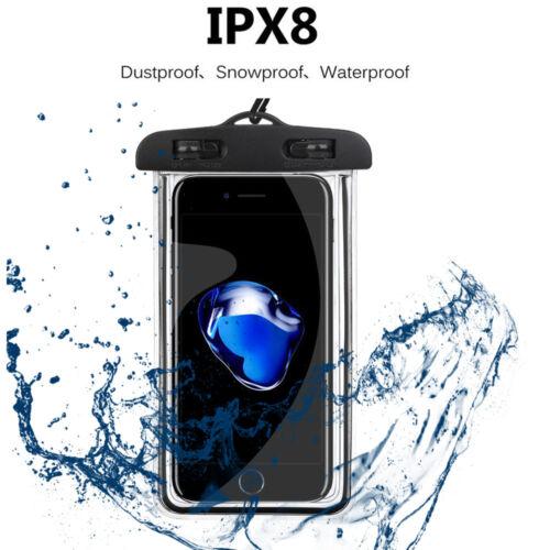 Travel Outdoor Waterproof Dry Bag Ocean Pack Sack Waterproof Phone Pouch 10L-20L