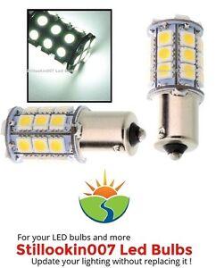 2 SUPER BRIGHT LED light bulbs Cub Cadet LTX1045 LTX1046 LTX1046KW LTX1046M bulb