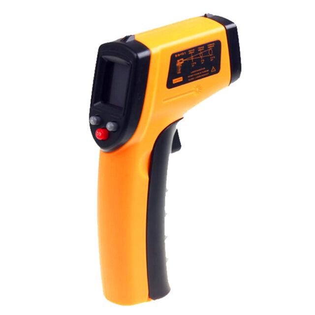 Mini Non-Contact Laser Infrared Thermometer Temperature Gun Pyrometer GM320