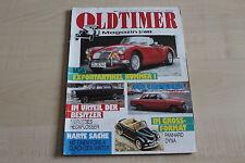164153) Panhard Dyna - MGA - Oldtimer Magazin 02/1992