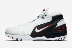 53bf9b190692 2017 Nike Air Zoom Generation QS LeBron First Game Size 13. AJ4204 ...