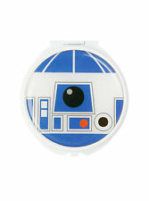 Star Wars Lucasfilms R2D2 R2-D2 Compact Hinge make-up Travel Hinge Mirror New