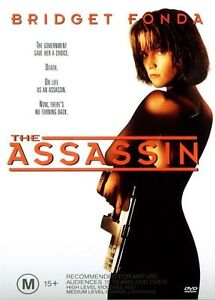 NEW-The-Assassin-Bridget-Fonda-DVD-FREE-POST