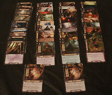 Lord of the Rings LCG: 1 copy of each Core Set 2x card + Gandalf