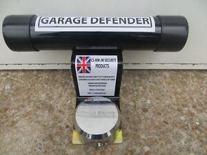 Puerta-defender-hacia-arriba-y-sobre-puertas-de-garaje-Completo-Con-Seguridad-Candado-amp-Fijaciones