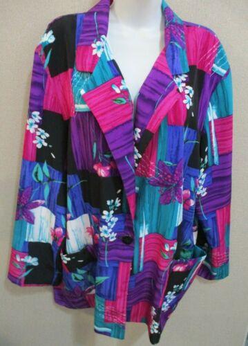 Vintage 90's Willow Ridge Boyfriend Blazer Size XL