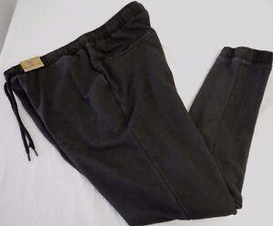 29d1e333e3d Men's Sears Roebuck Military Jogger Sweat Pants BLACK Size LARGE NEW ...