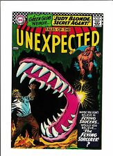 "TALES OF THE UNEXPECTED #100  [1967 FN+]  ""JUDY BLONDE, SECRET AGENT!"""