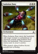 4x 4 x Isolation Zone x 4 Common Oath of the Gatewatch MTG Magic