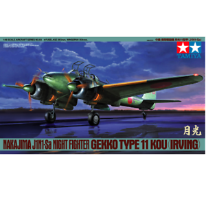 Tamiya-61093-Nakajima-J1N1-Sa-Night-Fighter-Gekko-Type-11-Kou-Irving-1-48