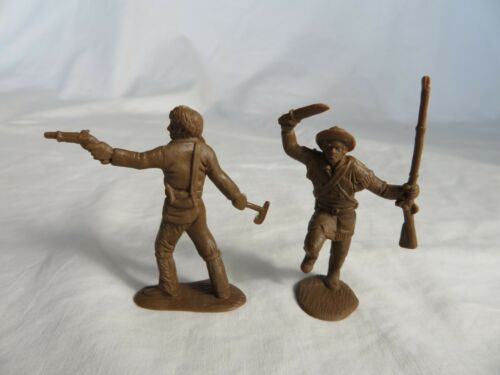 Frontiersmen /& Alamo Defenders 54MM Classic Toy Soldiers