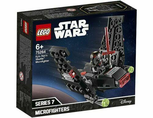 Lego Star Wars 75264 Kylo Ren/'s Shuttle Microfighter Nuovo Sigillato