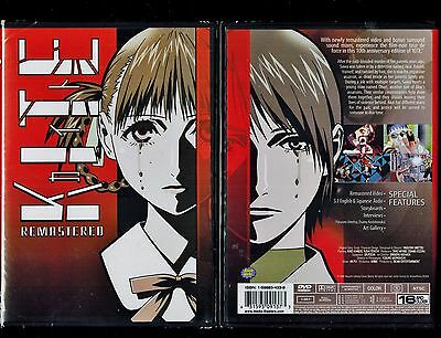 Kite - Remastered Edition - Brand New Anime DVD