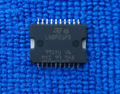 2PCS LNBP21PD LNBP21 ORIGINAL ST LNBP Supply And Control IC WIT