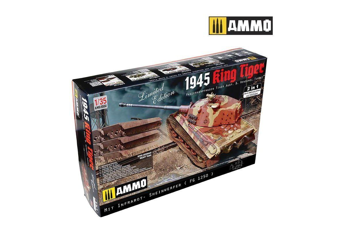 wehrmacht 46 en maquette S-l1600