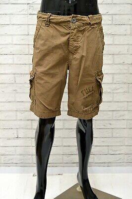 Creativo Bermuda Chino Uomo Tommy Hilfiger Taglia 31 Pantaloncino Shorts Pantalone Corto