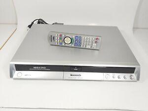 Panasonic DMR-EH55 HDD DVD Combo Recorder Player 200GB ...