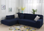 2PC-L-Shape-Stretch-Elastic-Fabric-Sofa-Cover-Slipcovers-Corner-Couch-Covers-set thumbnail 6