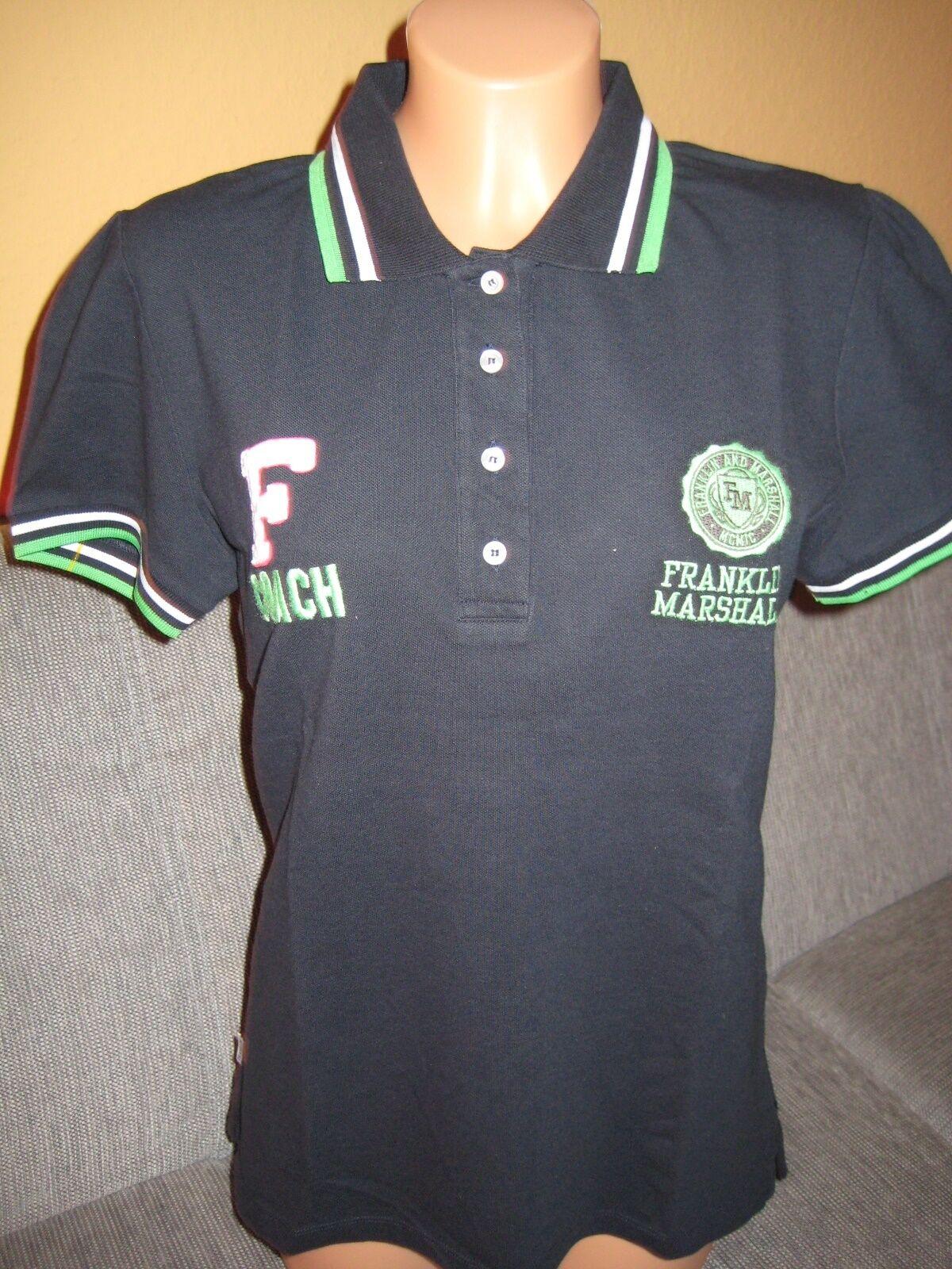 FRANKLIN MARSHALL Polo Shirt DAMEN Gr. XL NEU mit Etikett    NP