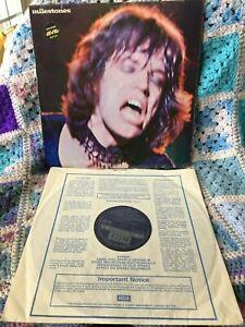 THE-ROLLING-STONES-VINYL-milestones-LP-1971-greatest-hits-UK-IMPORT-decca-Stereo