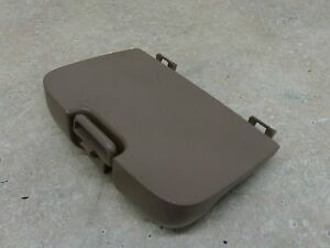 Ford 97 03 F150 F 150 Over Head Console Overhead Tan Brown