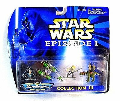 Details about  /Star Wars A New Hope Micro Machines 3-Pack Imperial Pursuit