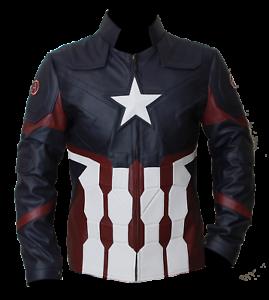 di Captain della Civil da Giacca War 2016 collezione uomo America gx0w108Fnq